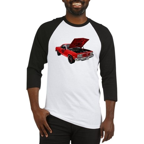 Custom Car Baseball Jersey