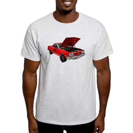 Custom Car Light T-Shirt