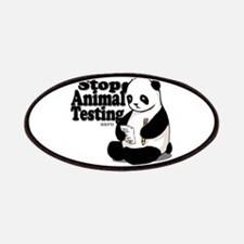 Stop Animal Testing Patches