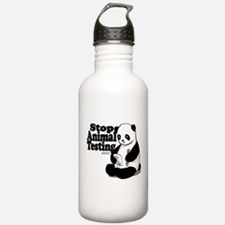 Stop Animal Testing Water Bottle