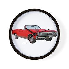 Custom Car Wall Clock