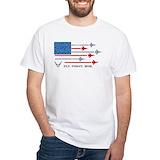 Usaffp Mens Classic White T-Shirts