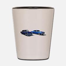 Custom Cars Shot Glass