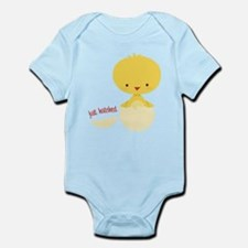 Just Hatched Chicken Infant Bodysuit