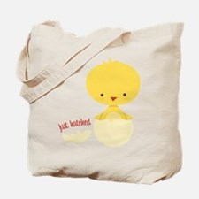 Just Hatched Chicken Tote Bag