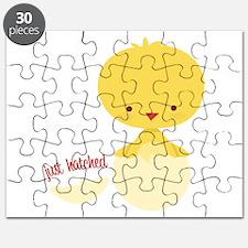 Just Hatched Chicken Puzzle