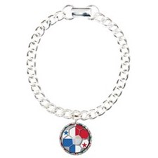 Panama Flag World Cup No Labe Bracelet