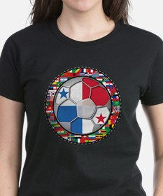 Panama Flag World Cup No Labe Tee