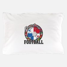 Panama Flag World Cup Footbal Pillow Case