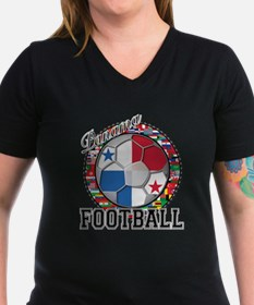 Panama Flag World Cup Footbal Shirt