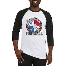 Panama Flag World Cup Footbal Baseball Jersey
