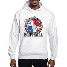 Panama Flag World Cup Footbal Hoodie