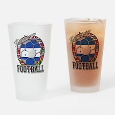 Honduras Flag World Cup Footb Drinking Glass