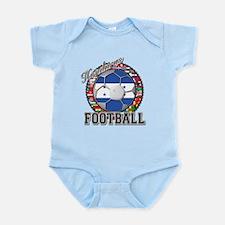 Honduras Flag World Cup Footb Infant Bodysuit