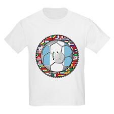 Guatemala Flag World Cup No T-Shirt