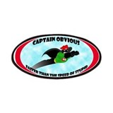 Captain obvious Patches