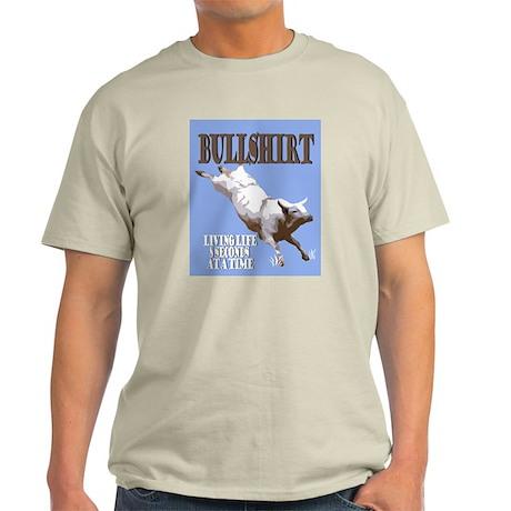 Bullshirt! Ash Grey T-Shirt