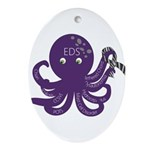 EDS Octopus Ornament (Oval)
