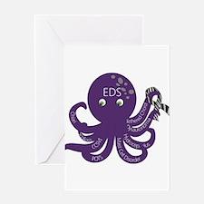 EDS Octopus Greeting Card