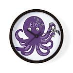 EDS Octopus Wall Clock