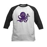 EDS Octopus Kids Baseball Jersey