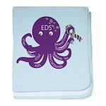 EDS Octopus baby blanket