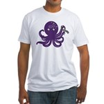 EDS Octopus Fitted T-Shirt