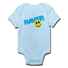 Raver Smilie Infant Bodysuit