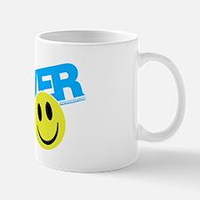 Raver Smilie Small Small Mug