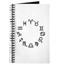 Zodiac signs Journal