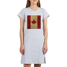 Vintage Canada Women's Nightshirt