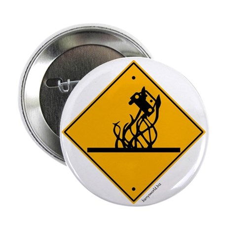 "Road Squid 2.25"" Button (100 pack)"