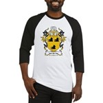 Van Der Aar Coat of Arms Baseball Jersey