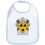 Van Der Aar Coat of Arms Bib