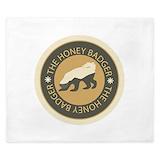 Honey badger King Duvet Covers