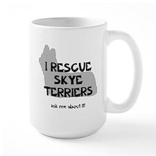 I RESCUE Skye Terriers Mug