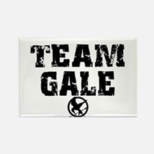 Team Gale (distress) Rectangle Magnet
