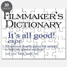 Film Dictionary: All Good! Puzzle