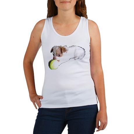 Ball Chihuahua Women's Tank Top