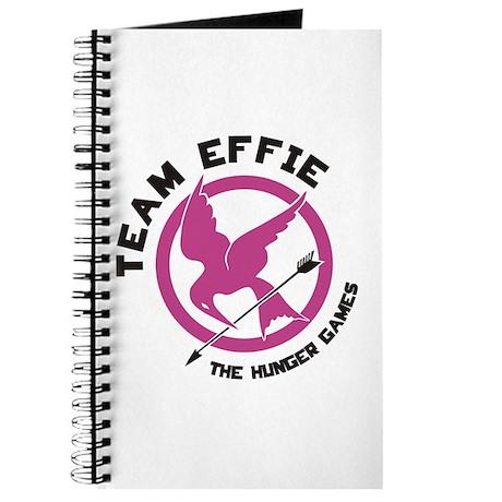 Team Effie Journal