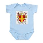 Van Aelst Coat of Arms, Famil Infant Creeper