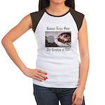 The Creation of D20 Women's Cap Sleeve T-Shirt