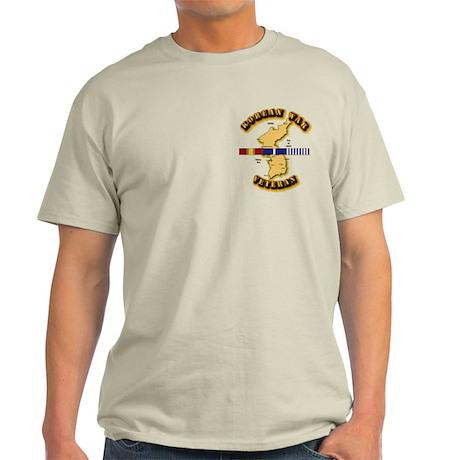 Korean War Veteran Light T-Shirt