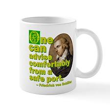 A Safe Port Mug