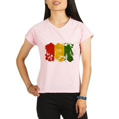 Guinea Flag Performance Dry T-Shirt