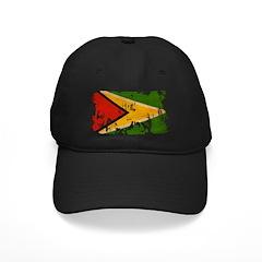 Guyana Flag Baseball Hat