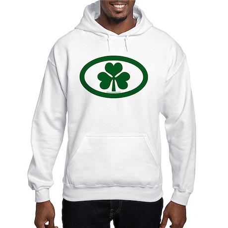 Shamrock Euros Hooded Sweatshirt
