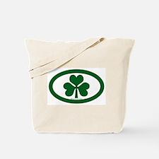 Shamrock Euros Tote Bag
