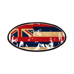 Hawaii Flag Patches
