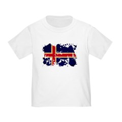 Iceland Flag T